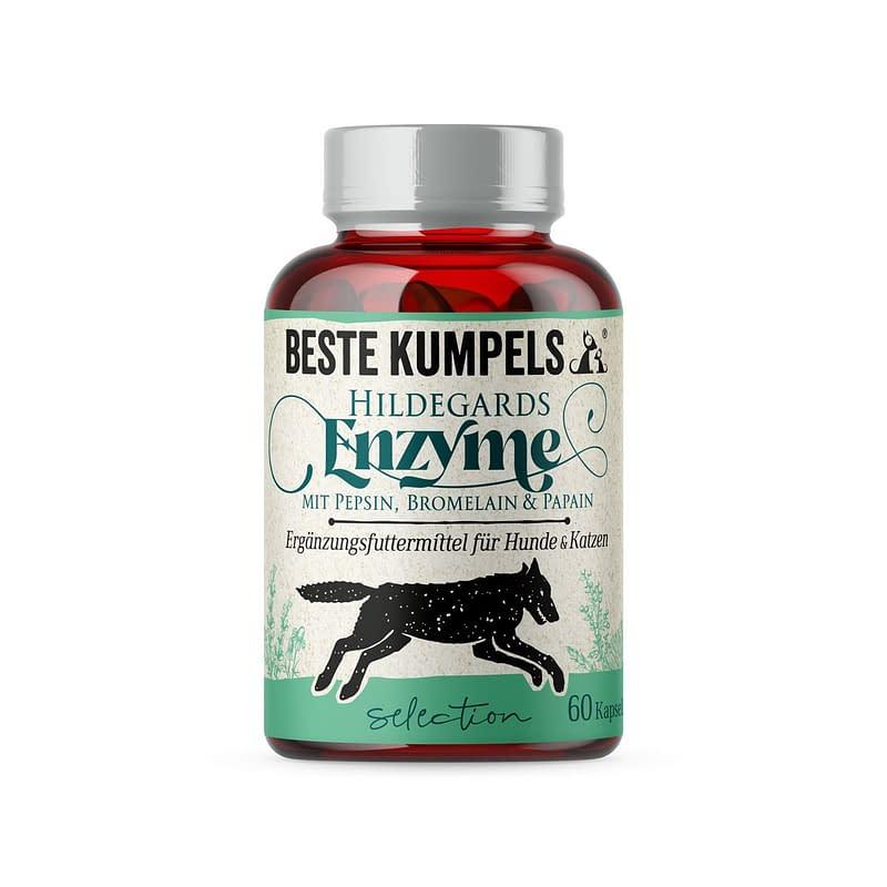 Verdauungsenzyme für Hunde und Katzen