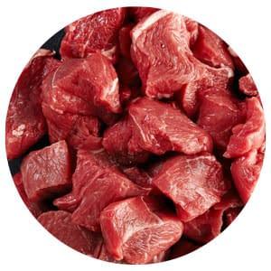 BARF Rezept bei Nierenproblemen, Rindfleisch